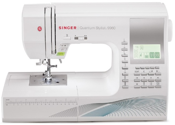 Singer  Quantum Stylist  Stitch Computerized Sewing Machine Reviews
